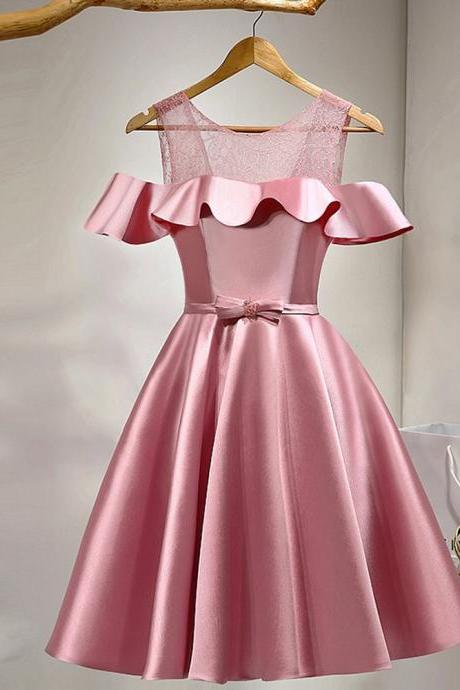 A-line Homecoming Dresses,Short Homecoming Dresses,Satin Homecoming Dresses,Sexy Homecoming Dresses,Short Prom Dresses,Party Dresses, Cocktail Dresses,Summer Dresses