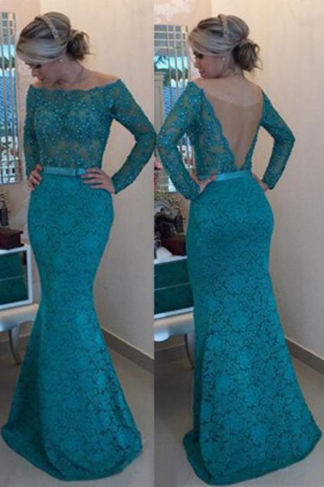 Prom Dresses, Off Shoulder Prom Dresses, Long Sleeves Prom Dresses, Elegant Prom Dress, Backless Prom Dresses, Sheath Party Dresses, Long Evening Dresses,Party Dresses